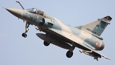 115-OZ - Dassault Mirage 2000C - France - Air Force