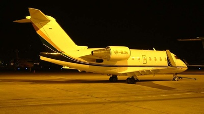 VP-BJH - Bombardier CL-600-2B16 Challenger 604 - Boraque Aviation
