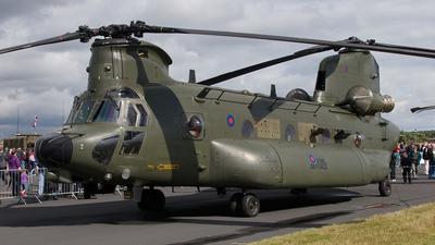 ZH899 - Boeing Chinook HC.3 - United Kingdom - Royal Air Force (RAF)
