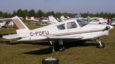 C-FCFU - Piper PA-28-140 Cherokee  - Private