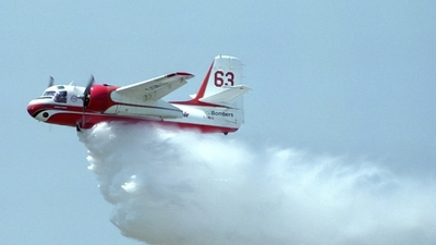 C-GWUO - Conair S-2 Firecat - Conair Aviation