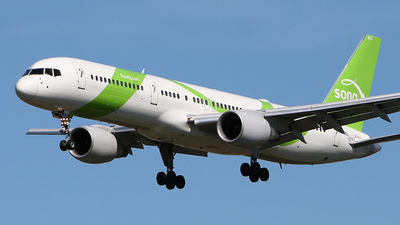 N643DL - Boeing 757-232 - Song