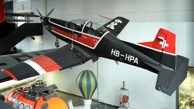 HB-HPA -  - Private