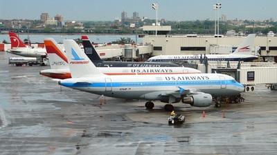 N744P - Airbus A319-112 - US Airways