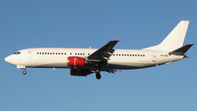 OK-WGX - Boeing 737-436 - CSA Czech Airlines