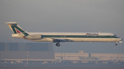 I-DACS - McDonnell Douglas MD-82 - Alitalia
