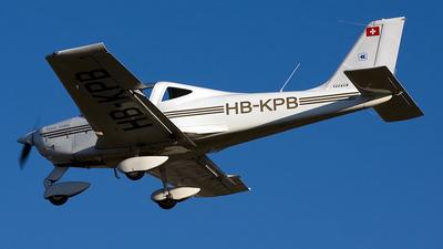 A picture of HBKPB - Tecnam P2002JF - [083] - © peter adams