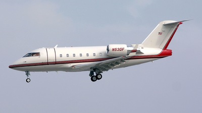 N53DF - Bombardier CL-600-2B16 Challenger 604 - Private