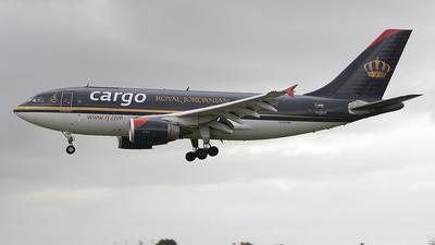 F-ODVF - Airbus A310-304(F) - Royal Jordanian Cargo