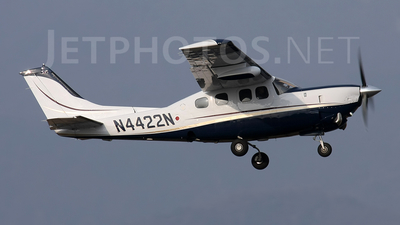 A picture of N4422N - Cessna P210N Pressurized Centurion - [P21000099] - © Borut