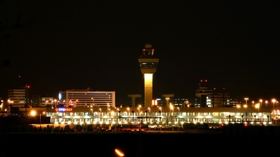 EHAM - Airport - Control Tower