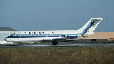 N8915E - McDonnell Douglas DC-9-14 - Eastern Air Lines