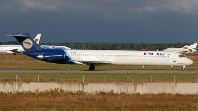 UR-CFE - McDonnell Douglas MD-82 - UM Air (Ukrainian Mediterranean Airlines)