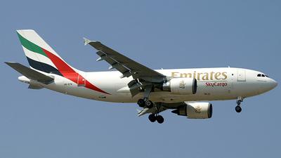 A6-EFA - Airbus A310-308(F) - Emirates SkyCargo