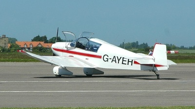 A picture of GAYEH - Jodel DR1050 Ambassadeur - [455] - © Kristof Vandermoere