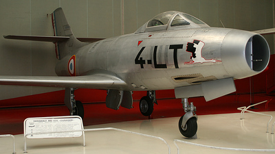 154 - Dassault MD.450 Ouragan - France - Air Force