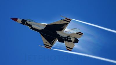 92-3896 - Lockheed Martin F-16CM Fighting Falcon - United States - US Air Force (USAF)