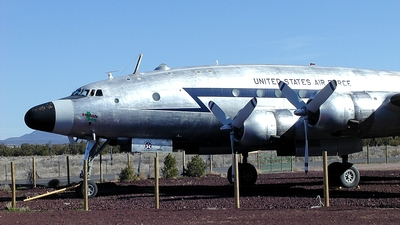 48-613 - Lockheed C-121A Constellation - United States - US Air Force (USAF)