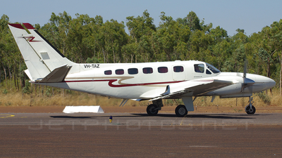 VH-TAZ - Cessna 441 Conquest II - Vincent Aviation