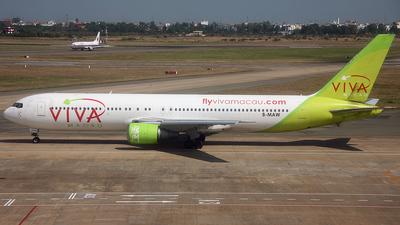 B-MAW - Boeing 767-38E - Viva Macau