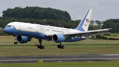 99-0004 - Boeing C-32A - United States - US Air Force (USAF)