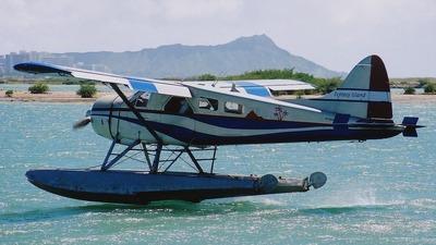N110AW - De Havilland Canada DHC-2 Mk.I Beaver - Fantasy Island Airlines
