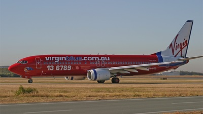 VH-VOD - Boeing 737-8BK - Virgin Blue Airlines
