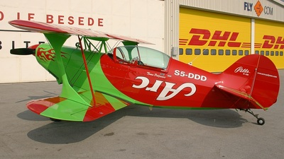 S5-DDD - Aviat S-2B Pitts Special - Private