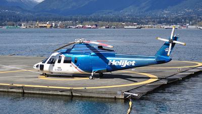 C-GHJP - Sikorsky S-76A - HeliJet