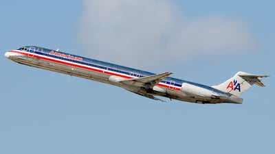 N440AA - McDonnell Douglas MD-82 - American Airlines