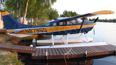 A picture of N8796Q - Cessna U206G Stationair - [U20603548] - © Peter Menner