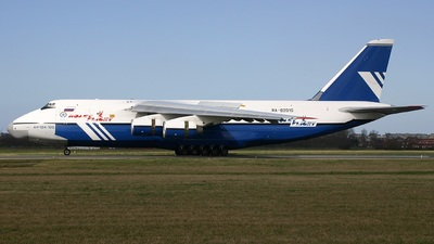 RA-82010 - Antonov An-124-100 Ruslan - Polet Flight
