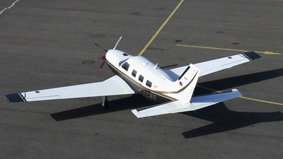 D-ECBE - Piper PA-46-500TP Meridian - Private