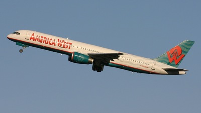 N913AW - Boeing 757-225 - America West Airlines