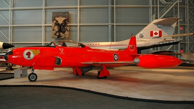 21574 - Canadair CT-133 Silver Star - Canada - Royal Air Force