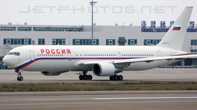 N101LF - Boeing 767-3Q8(ER) - Rossiya Airlines