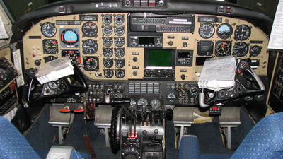 C-FOGY - Beechcraft 200 Super King Air - Propair