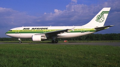F-OJAF - Airbus A310-324 - Air Afrique