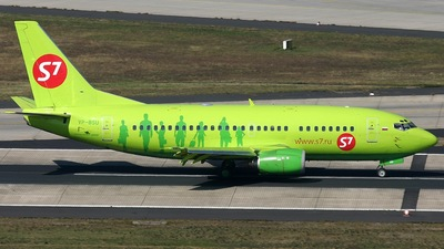 VP-BSU - Boeing 737-522 - S7 Airlines