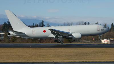 N766TT - Boeing KC-767A - Japan - Air Self Defence Force (JASDF)