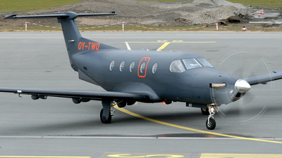 OY-TWO - Pilatus PC-12/47 - Private