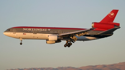 N230NW - McDonnell Douglas DC-10-30 - Northwest Airlines