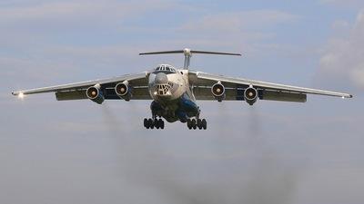 4K-AZ41 - Ilyushin IL-76TD - Silk Way Airlines