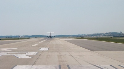 N516XJ - British Aerospace Avro RJ85 - Northwest Airlink (Mesaba Airlines)