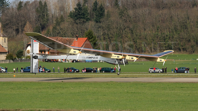 HB-SIA - Solar Impulse S10 - Private