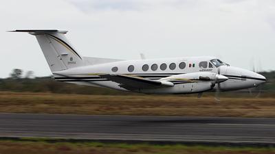 XC-TJN - Beechcraft B200 Super King Air - Mexico - Veracruz State Government