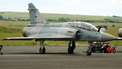 520 - Dassault Mirage 2000B - France - Air Force