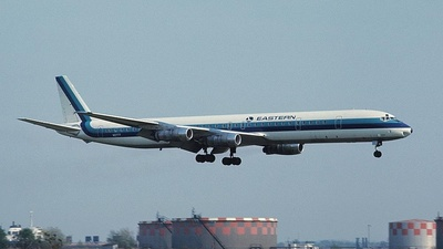 N8762 - Douglas DC-8-61 - Eastern Air Lines