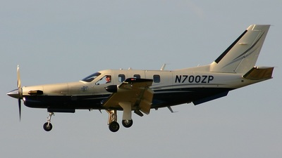N700ZP - Socata TBM-700 - Private