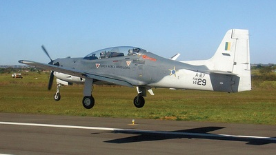 FAB1429 - Embraer EMB-312 Tucano - Brazil - Air Force